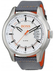 Chic Time | Montre Homme Hugo Boss Boss Orange 1550015 Gris  | Prix : 203,15 €