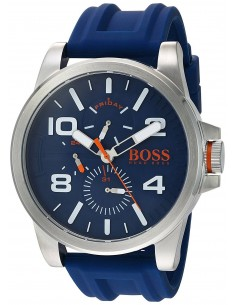 Chic Time | Montre Homme Hugo Boss Boss Orange 1550008 Bleu  | Prix : 160,65 €