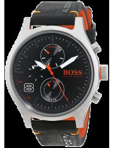 Chic Time | Montre Homme Hugo Boss Amsterdam 1550020 Noir  | Prix : 152,15€