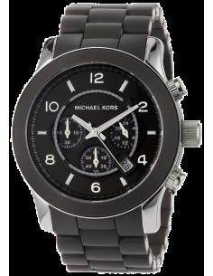 Chic Time   Montre Homme Michael Kors MK8129 brun et argenté    Prix : 197,40€