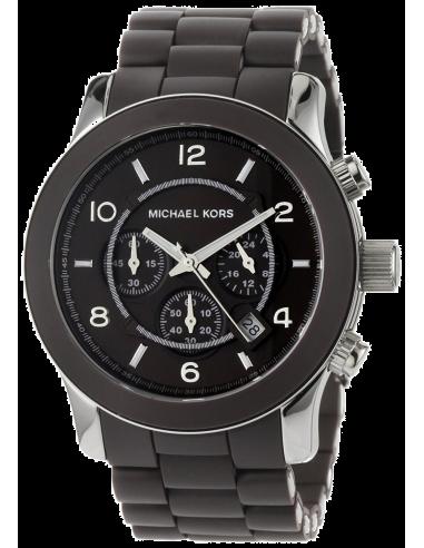 Chic Time | Montre Homme Michael Kors MK8129 brun et argenté  | Prix : 164,50€