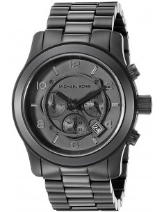Chic Time | Montre Homme Michael Kors MK8157 Runway Black  | Prix : 179,40 €
