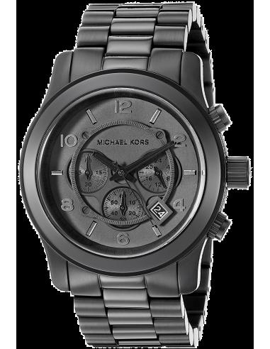 Chic Time | Montre Homme Michael Kors MK8157 Runway Black  | Prix : 179,40€