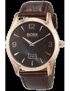 Chic Time | Montre Homme Hugo Boss Commander 1513426 Marron  | Prix : 211,65€