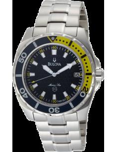 Chic Time   Montre Homme Bulova Marine Star 96B126 Grise    Prix : 169,90€