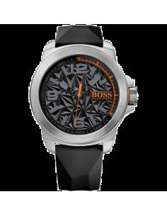 Chic Time | Montre Homme Hugo Boss Boss Orange 1513345 Noir  | Prix : 126,65€