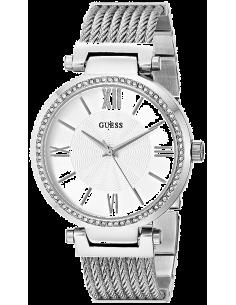 Chic Time | Montre Femme Guess Soho W0638L1 Argentée  | Prix : 299,98€