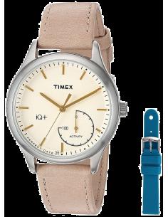 Chic Time | Montre Connectée Femme Timex Smartwatch TWG013500 IQ+ Move Activity  | Prix : 206,10€