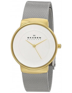 Chic Time | Montre Skagen Klassik SKW2076 Bracelet Acier Inoxydable  | Prix : 159,90€