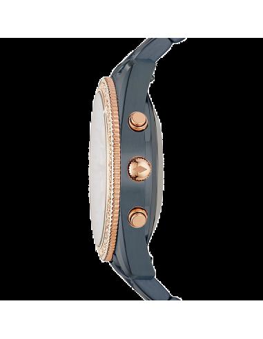 Chic Time | Montre Connectée Fossil Q Scarlette Hybrid Smartwatch FTW5017  | Prix : 229,00€