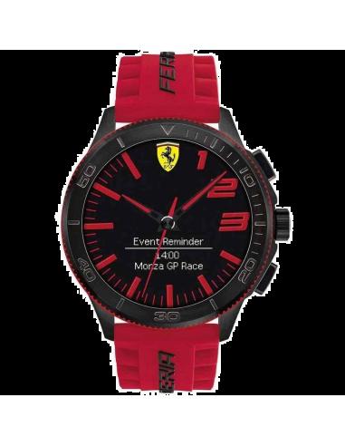 Chic Time | Montre Homme Scuderia Ferrari Hybrid Smartwatch 830376  | Prix : 389,00€
