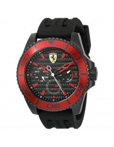 Chic Time | Montre Homme Scuderia Ferrari XXKers Hybrid Smartwatch 830310  | Prix : 389,00€
