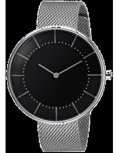 Chic Time | Montre Femme Skagen Gitte Mesh SKW2561 bracelet acier argenté  | Prix : 128,99€