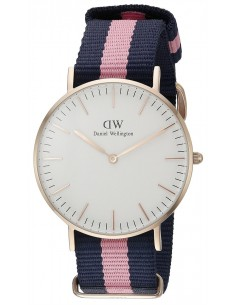Chic Time | Montre Daniel Wellington Classic Winchester 0505DW Rose  | Prix : 90,35€