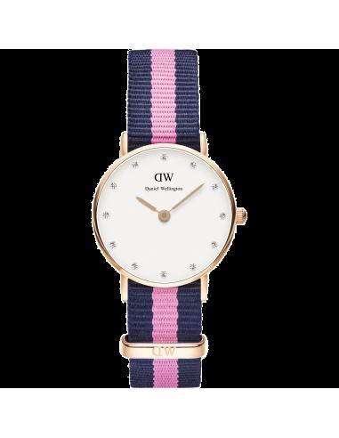 Chic Time   Montre Femme Daniel Wellington Classy Winchester DW00100065 Rose    Prix : 92,65€