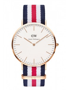 Chic Time | Montre Daniel Wellington Classic Canterbury DW00100002  | Prix : 79,50 €