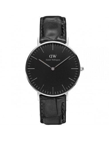 Chic Time | Montre Femme Daniel Wellington Classic Black Reading Silver DW00100147  | Prix : 143,65 €