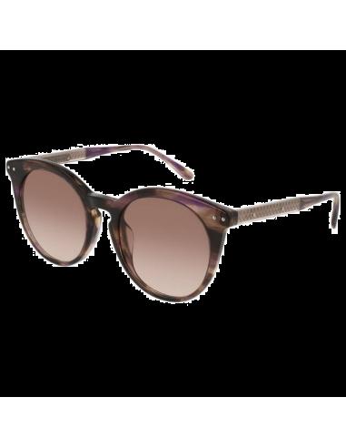 Chic Time | Lunettes de soleil Bottega Veneta Timeless Elegance BV0096SA  | Prix : 260,00€