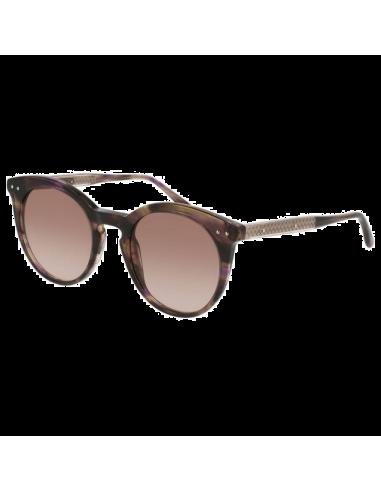 Chic Time | Lunettes de soleil Bottega Veneta Timeless Elegance BV0096S  | Prix : 360,00€