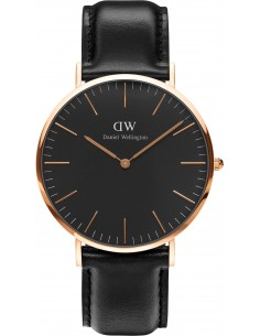 Chic Time | Montre Daniel Wellington Classic Black Sheffield DW00100127  | Prix : 132,30 €