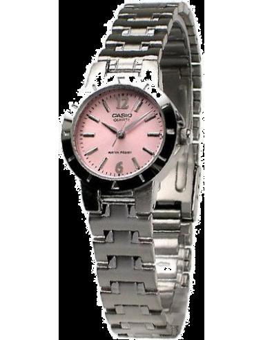 Chic Time | Montre Femme Casio LTP-1177A-4A1DF Argent  | Prix : 30,90€