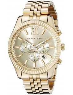 Chic Time | Montre Homme Michael Kors Lexington MK8281  | Prix : 179,40 €