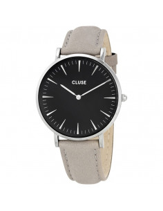 Chic Time   Montre Femme Cluse La Bohème CL18218 Gris    Prix : 76,46€