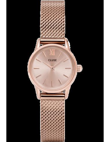Chic Time | Montre Femme Cluse La Vedette Mesh CL50002 Full Rose Gold  | Prix : 82,46€