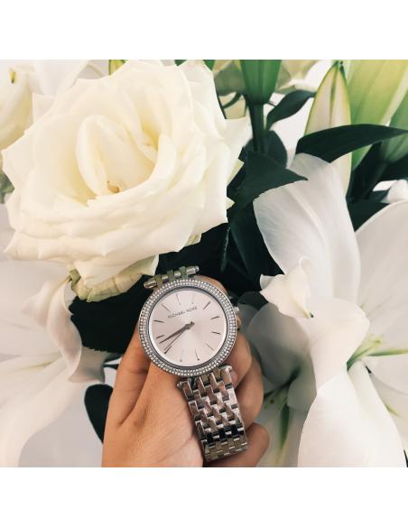 Chic Time | Montre Michael Kors Darci MK3190 Pavée de strass  | Prix : 114,50€