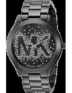 Chic Time | Montre Femme Michael Kors Runway MK3589 Noir  | Prix : 149,90€