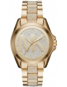 Chic Time | Montre Femme Michael Kors Bradshaw MK6487 Or  | Prix : 269,10 €