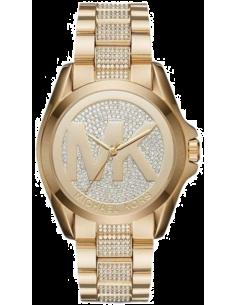 Chic Time | Montre Femme Michael Kors Bradshaw MK6487 Or  | Prix : 269,10€