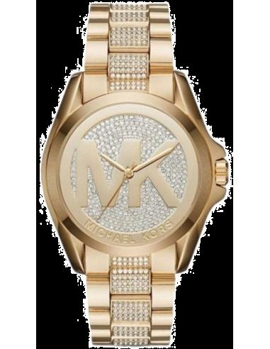 Chic Time   Montre Femme Michael Kors Bradshaw MK6487 Or    Prix : 269,10€
