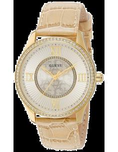 Chic Time   Montre Femme Guess Broadway W0768L2 Beige    Prix : 269,00€