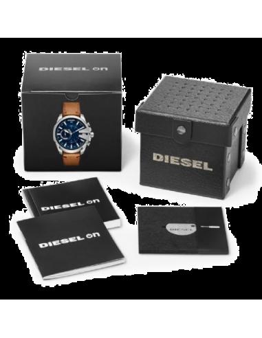 Chic Time | Montre Connectée Diesel Mega Chief Smartwatch DZT1009  | Prix : 319,00€