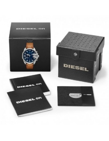 Chic Time   Montre Connectée Diesel Mega Chief Smartwatch DZT1009    Prix : 319,00€