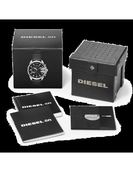 Chic Time | Montre Connectée Diesel Mega Chief Smartwatch DZT1010  | Prix : 191,40€