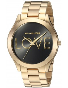 Chic Time | Montre Femme Michael Kors Runway MK3803 Or  | Prix : 199,00 €