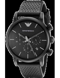 Chic Time | Montre Homme Armani Classic AR1737 Noir  | Prix : 223,20€