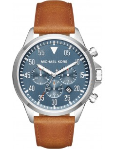 Chic Time | Montre Homme Michael Kors Gage MK8490 Brun  | Prix : 299,00 €