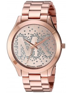 Chic Time | Montre Femme Michael Kors Runway MK3591 Or Rose  | Prix : 149,90 €