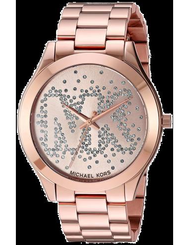 Chic Time | Montre Femme Michael Kors Runway MK3591 Or Rose  | Prix : 149,90€