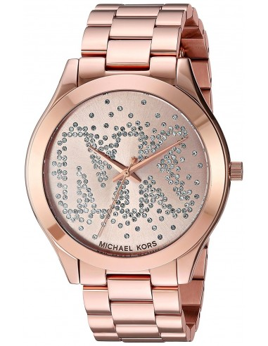 Chic Time | Montre Femme Michael Kors Runway MK3591 Or Rose  | Prix : 199,20€