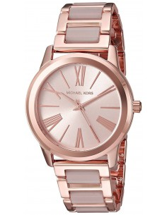 Chic Time | Montre Femme Michael Kors Hartman MK3595 Or Rose  | Prix : 249,00 €