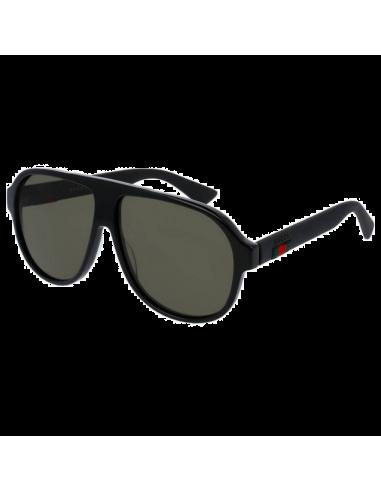 Chic Time | Lunettes de soleil Gucci Urban GG0009S  | Prix : 250,00€
