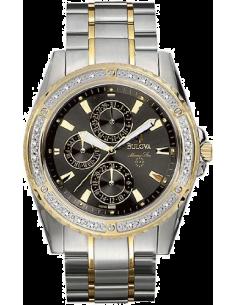 Chic Time | Montre Homme Bulova Chronographe 98E105  | Prix : 375,00€