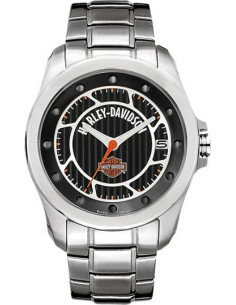 Chic Time | Montre Homme Bulova Harley Davidson 76B150  | Prix : 155,90€