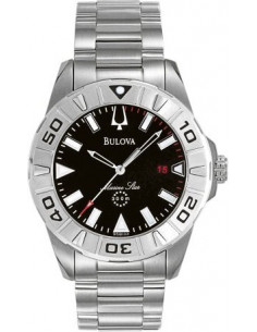 Chic Time | Montre Homme Bulova Marine Star Calendrier 96B102  | Prix : 251,90€