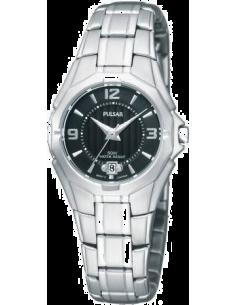 Chic Time | Montre modèle femme - Pulsar - Montre Femme Pulsar PXT795 Argent  - Prix : 124,99 €