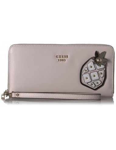 Chic Time | Portefeuille Guess Fruit Punch Ananas  | Prix : 79,00 €